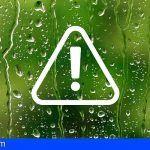 Adeje activa el CECOPAL ante la declaración de prealerta por tormentas y alerta por lluvias y vientos