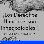 I Jornadas de la Abogacía Canaria sobre Extranjería, Asilo y Derechos Humanos en la ULL