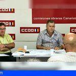 CCOO denuncia ante la Inspección de Trabajo a la Consejería de Educación