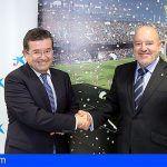 CaixaBank renueva su condición de patrocinador oficial del CD Tenerife hasta el año 2020