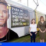 Campaña institucional contra la violencia de género en Tenerife