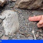 Adeje | La Fiscalía decreta que verter 25 toneladas de plomo a un barranco no constituye delito