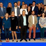 Agustín Gorrín reelegido Presidente del Comité Local de Santiago del Teide