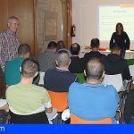 El Ayuntamiento de San Miguel de Abona forma a futuros taxistas del municipio
