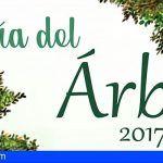La Gomera celebrará el Día Insular del Árbol el próximo sábado 2 de diciembre