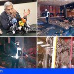 40 heridos al ceder el suelo de una discoteca del Centro Comercial Playa Shop en Adeje
