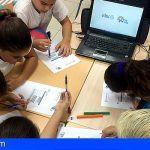 Fomentarán el uso de herramientas TICs en más de 40 centros educativos de Tenerife