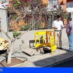 El despliegue de la fibra óptica en Santiago del Teide avanza a buen ritmo