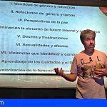 """Erick Pescador en Arona """"en temas de igualdad y violencia machista, no hay posición intermedia»"""