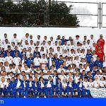 Presentación de la Escuela Municipal de Fútbol de Santiago del Teide