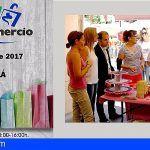 Nueva edición de ExpoComercio en Guía de Isora