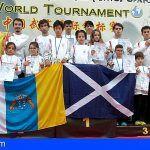 Tenerife cosecha 11 medallas en el III Torneo Mundial de Artes Marciales chinas