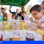Entregan los premios de la XII Feria de la Miel de Tenerife