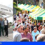 Arranca la Feria insular de Artesanía en Adeje con productos de 31 artesanos