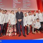 Tenerife refuerza su liderazgo en Canarias con seis estrellas de la Gala Michelín en Guía de Isora