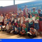 Medio centenar de personas participaron en el I Torneo de Ajedrez de San Miguel