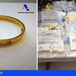 Casi 20.000 joyas falsificadas fueron interceptadas en el Puerto de Alicante