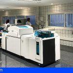 El Hospital del Sur pone en marcha el nuevo Laboratorio con instalaciones y equipos renovados