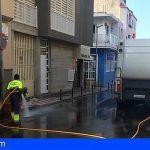 Sacan a licitación el servicio de recogida selectiva y limpieza viaria en Santiago del Teide