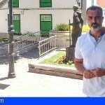 Luis García pone a disposición del PSOE su acta de concejal del Ayuntamiento de Arona
