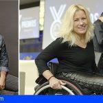 Màxim Huerta y Gema Hassen-Bey presentan en Los Cristianos la gala de los Premios Arona Accesibility Awards