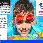 Nuevo curso de natación para niños y niñas del municipio de San Miguel