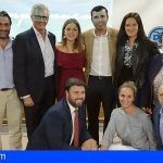 Tamara del Pino elegida presidenta del PP en Arafo