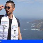Paul González Sanchez representará a Tenerife en el «Mister Modells Bellezza España» 2017