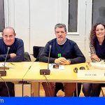 Sindicatos canarios apoyan a representantes del profesorado encerrados en el Ministerio de Educación