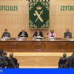 Seminario «La Guardia Civil frente a la amenaza del terrorismo yihadista»