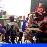 700 escolares de Primaria de Arona aprenden qué hacer ante el abuso sexual o la violencia machista