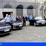 El Cabildo de Tenerife adquiere cuatro vehículos no contaminantes