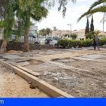 Renovación de los parques infantiles de Playa de La Arena y construcción del nuevo parque Street Workout