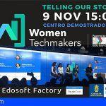 Ocho mujeres que destacan del mundo de la tecnología en el 'Women techmakers' de Google en GC