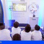 Fundación DISA renueva su laboratorio itinerante 'DISALab' y ahonda en el medio marino de Canarias