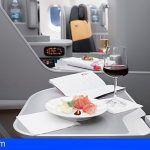 """Alitalia: el menú a bordo es el mejor del mundo según los """"pasajeros frecuentes"""""""