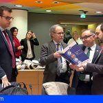 Baltar defiende en Bruselas la importancia de las aplicaciones de la tecnología en la salud