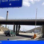 Instalan barreras de acceso en 2 túneles de la GC-1 en Gran Canaria
