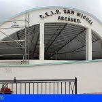 Más de 155.000 euros destinados para tres colegios del municipio sanmiguelero