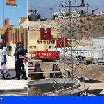 Cáritas lamenta que se hayan desplazado al CETI en Adeje a una treintena de inmigrantes irregulares