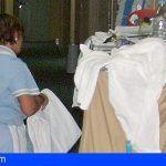 Preaviso de huelga de las camareras de pisos de canarias