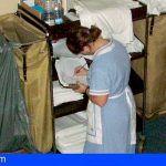 Los Sindicatos han secundado el preaviso de huelga de las camareras de pisos de Canarias