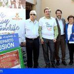 La campaña #YosoyTenerife incorpora 25 nuevos embajadores de la ONCE