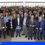 Carlos Alonso en Adeje «Cerca de 2.000 personas consiguen trabajo con el programa «Barrios por el Empleo»