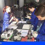 Once certificados de profesionalidad gratuitos para desempleados/as en Tenerife