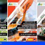 Adeje organiza diez nuevos cursos para obtener certificados de profesionalidad