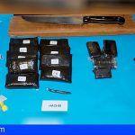 Detienen a un hombre en La Palma que vendía drogas desde su domicilio