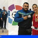 Melissa Tudge del Real Boxing Club de Arona, 4 veces campeona de España