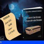 Presentan La novela «El conde de Saint Germain y el miserable señor Bermiñón» en Santa Cruz