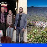 «Entre Almendros y Volcanes» autoguía del Patrimonio Natural de Santiago del Teide